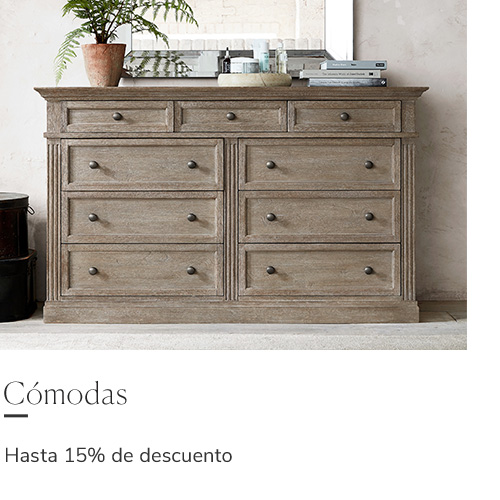 Cómodas | Hello 2019 Pottery Barn