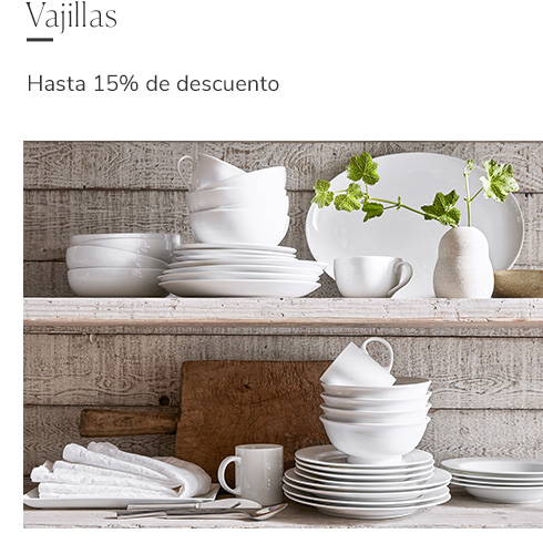 Vajillas | Hello 2019 Pottery Barn