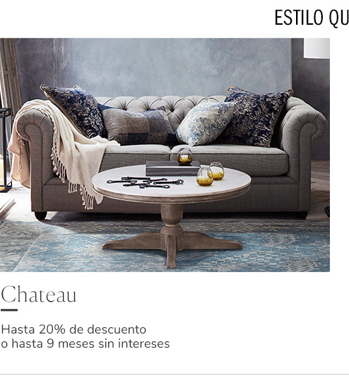 Chateau | Pottery Barn