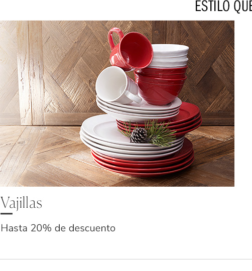 Vajillas | Happy Holidays Pottery Barn