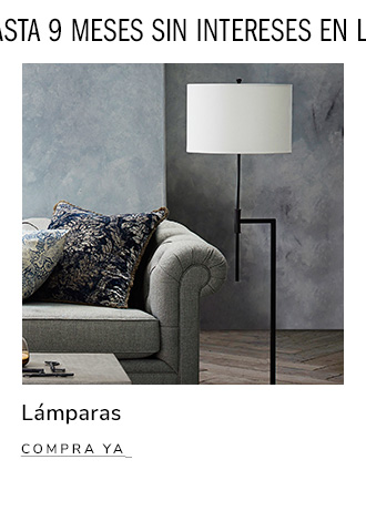 Lámparas  | Pottery Barn