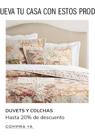 Duvets y Colchas | Pottery Barn