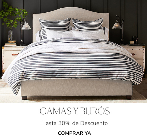 Camas y Burós Summer Sale | Pottery Barn