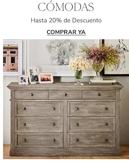 Cómodas Summer Sale | Pottery Barn