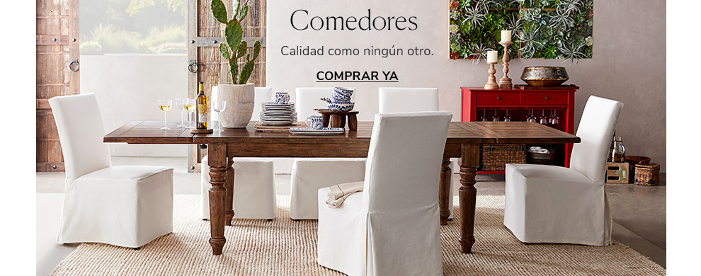 Comedores | Pottery Barn