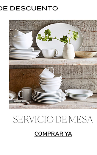 Servicio de Mesa Summer Sale | Pottery Barn